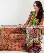 Suman Ayesha Winter Dresses 2014 For Women 002