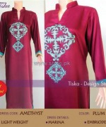 Tiska Winter Dresses 2014 For Women 6 150x180 pakistani dresses