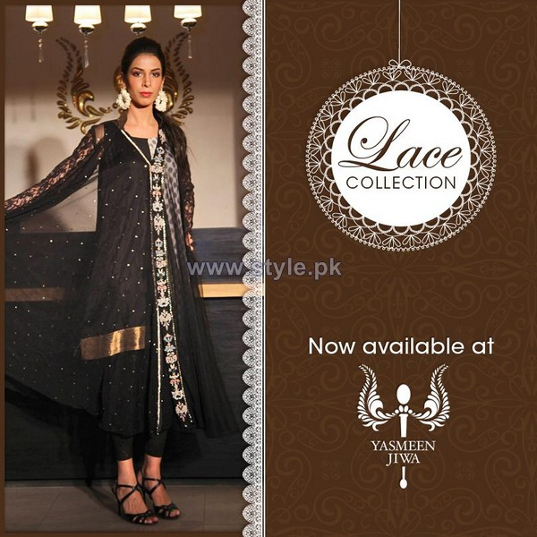 Yasmeen Jiwa Winter Dresses 2014 For Women 5