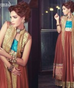 Zahra Ahmad Party Wear 2014 for Women001