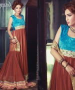 Zahra Ahmad Party Wear 2014 for Women004