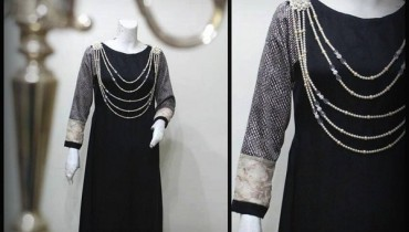 Zayn Rashid Winter Dresses 2014 For Women