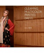 Al Hamra Textiles Spring Dresses 2014 for Women004