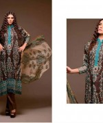 Al Hamra Textiles Spring Dresses 2014 for Women005