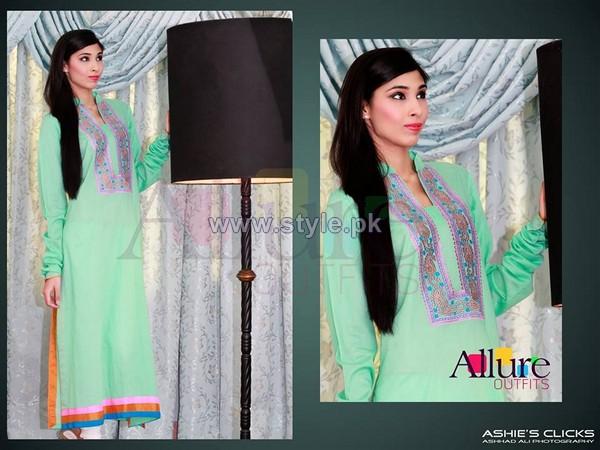 Allure Spring Dresses 2014 For Girls 3
