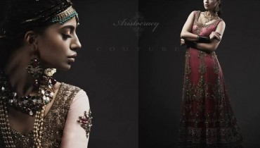 Ammar Shahid Bridal Wear 2014 for Women