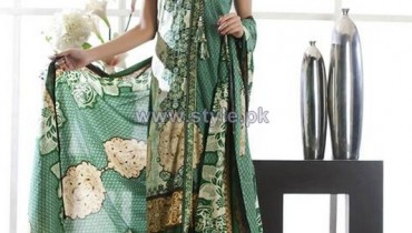 Anum Classic Lawn Dresses 2014 For Women 13