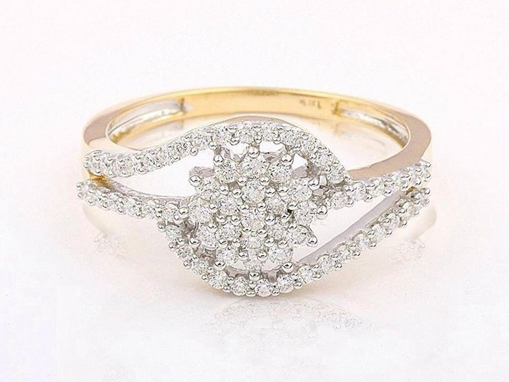 Attractive Diamond Rings for Women