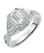 Attractive Diamond Rings for Women009
