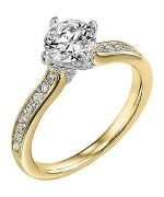 Attractive Diamond Rings for Women015