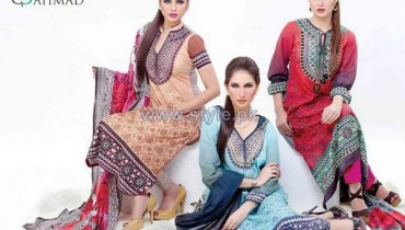 Bashir Ahmad Textiles Lawn Prints 2014 For Women 12
