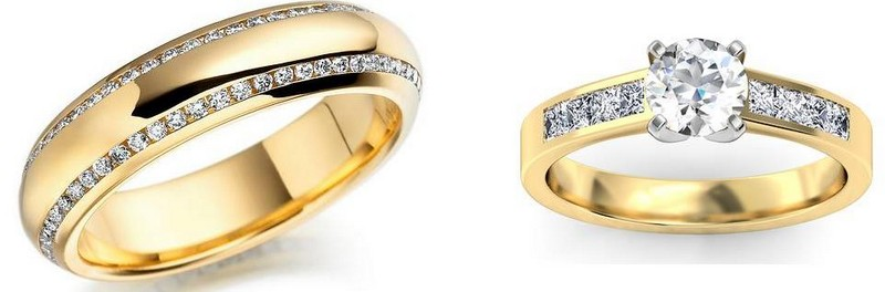Expensive Wedding Ceremony Rings For Men