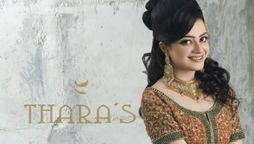 Bridal Wear Dresses 2014 by Thara's