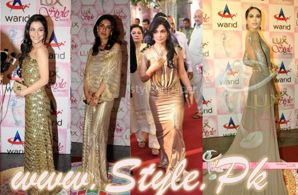 Celebrities VS Celebrities In lux style award 2013 pic 03
