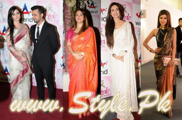 Celebrities VS celebrities in lux style award pic 04