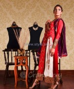 Cranberry Spring Dresses 2014 For Women 5 150x180 pakistani dresses dress designs