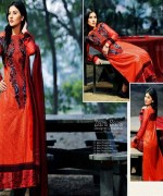 Dawood Textiles Embroidered Lawn Dresses 2014 For Women 001