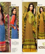 Dawood Textiles Embroidered Lawn Dresses 2014 For Women 005