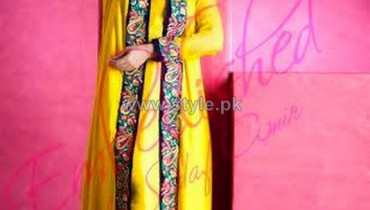 Embellished by Sadaf Amir Formal Dresses 2014 For Women 6