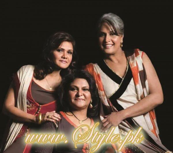 Famous Celebrity Sisters of Pakistan Showbiz pic 06