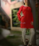 Ferozeh Valentines Day Dresses 2014 For Girls 4
