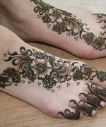 Foot Mehndi Designs for Women004