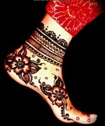 Foot Mehndi Designs for Women010