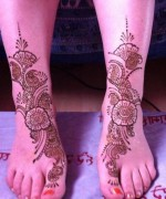 Foot Mehndi Designs for Women011