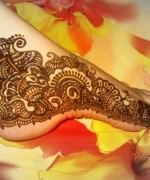 Foot Mehndi Designs for Women012