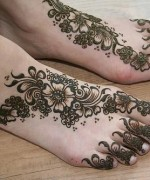 Foot Mehndi Designs for Women014