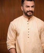 Hadiqa Kiani Spring Dresses 2014 For Men 0010