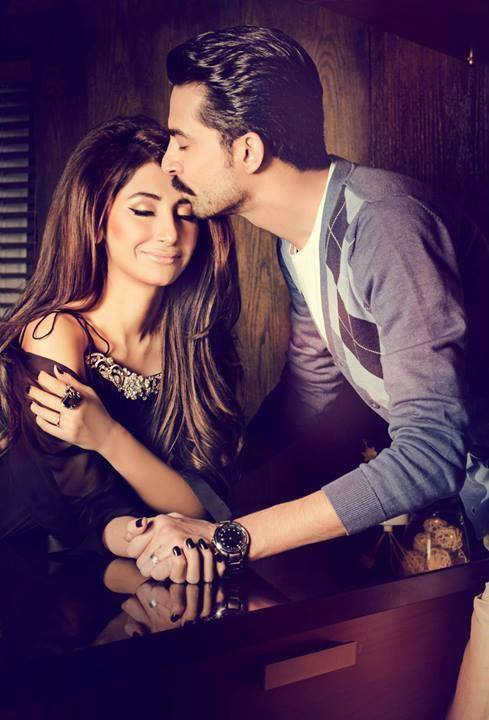 Hira Tareen And Ali Safina New Photo shoot For XPOZE pic 05