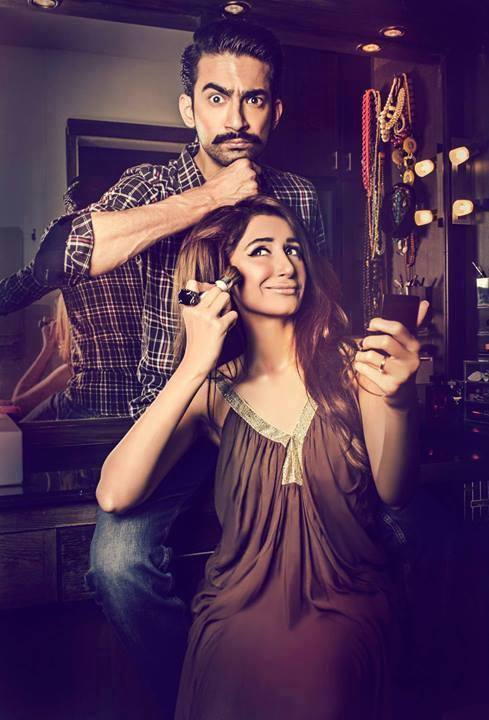Hira Tareen And Ali Safina New Photo shoot For XPOZE pic 08