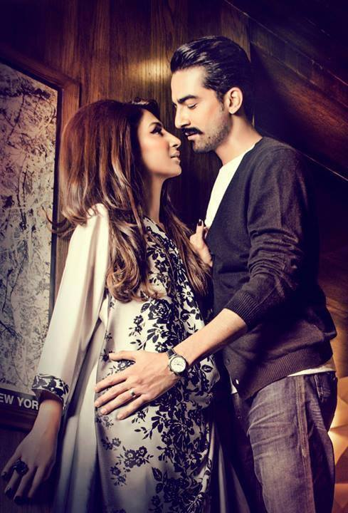 Hira Tareen And Ali Safina New Photo shoot For XPOZE pic 09