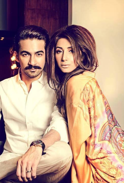 Hira Tareen And Ali Safina New Photo shoot For XPOZE pic 10