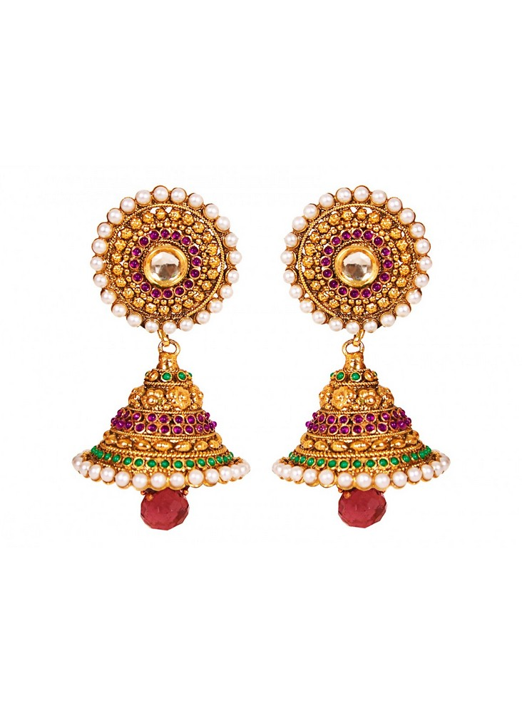 Jhumka Designs for Girls and Women012