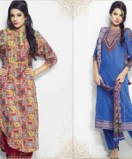 Kayseria Spring Summer Dresses 2014 for Ladies010