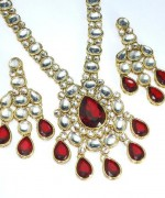 Kundan Jewelry for Women010