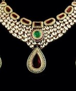 Kundan Jewelry for Women012