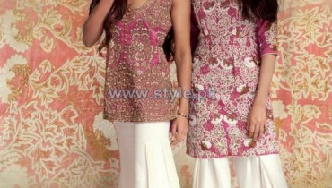 Mahgul Spring Dresses 2014 For Women 6