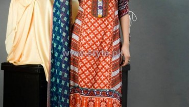 Mallal Designer Lawn Dresses 2014 For Women 2