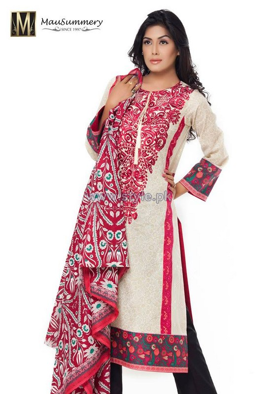 Mausummery Spring Summer Clothes 2014 For Girls 5