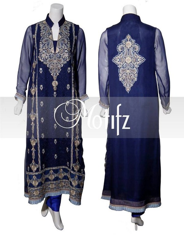Motifz Spring Dresses 2014 For Women 002