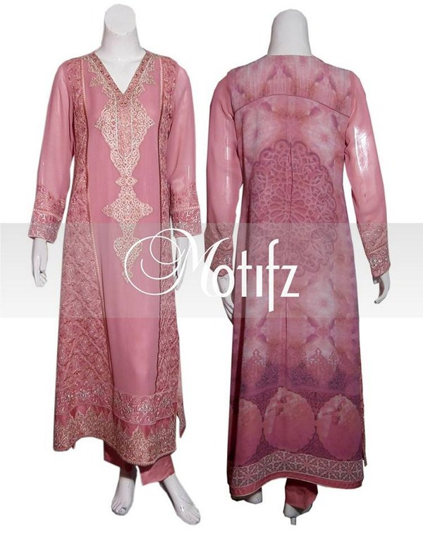 Motifz Spring Dresses 2014 For Women 008