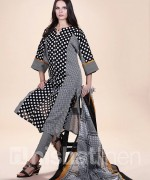 Nishat Linen Spring Summer Dresses 2014 For Women 3