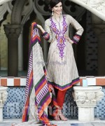 Nishat Linen Spring Summer Dresses 2014 For Women 5