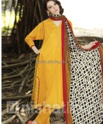 Nishat Linen Spring Summer Dresses 2014 For Women 6