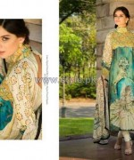 Resham Ghar Digital Lawn Prints 2014 For Girls 4
