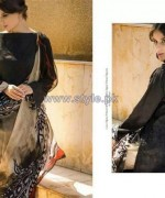 Resham Ghar Digital Lawn Prints 2014 For Women 6