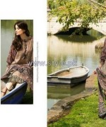 Resham Ghar Digital Lawn Prints 2014 For Women 8
